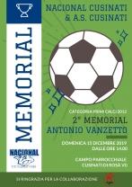 MEMORIAL ANTONIO VANZETTO 2019